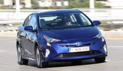 Essai Toyota Prius 4 Hybrid Lounge 2016 : L'âge de la maturité