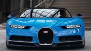 Bugatti Chiron : c'est en fin de compte 1 500 chevaux