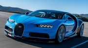 Nouvelle Bugatti Chiron 2016 : le superlatif Made in Molsheim