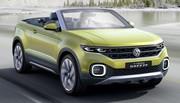 Volkswagen T-Cross Breeze : Il esquisse la future Polo SUV