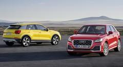 Audi Q2 : Audi voit petit avec le Q2