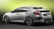Honda Civic Concept : vers plus de sportivité