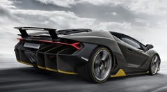 Salon de Genève en direct : Lamborghini Centenario LP 770-4