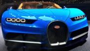 Bugatti Chiron : la nouvelle Chiron se dévoile au salon de Genève 2016