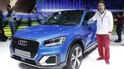 Audi Q2 : un petit SUV inédit chez Audi au salon de Genève 2016
