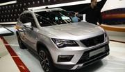 Seat Ateca : le SUV Seat entre dans la danse au salon de Genève 2016