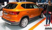 Seat Ateca : Seat présente son premier SUV de série
