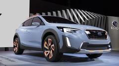 Le Subaru XV Concept dévoile le futur de la marque japonaise