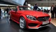 Mercedes Classe C Cabriolet : une première !