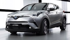 Toyota C-HR : L'original !