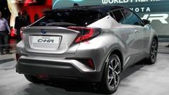 Toyota C-HR : original