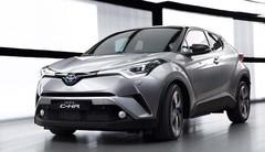 Toyota C-HR : l'anti-Juke