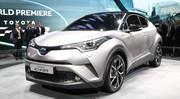 Toyota CH-R : le nouveau SUV Toyota fait forte impression à Genève
