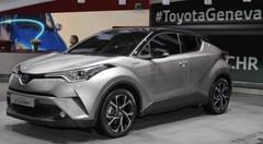 Toyota C-HR : le crossover à moteur de Prius
