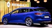 La nouvelle Renault Mégane fait un break à Genève
