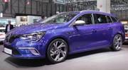 Renault Mégane IV Estate : belle de break