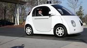 États-Unis : une Google car impliquée dans un accident de la route