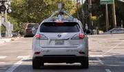 La Google Car provoque un accident : une première pour la voiture autonome