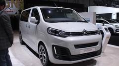 Citroën Space Tourer : transport de troupe