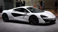 Genève 2016. McLaren 570 GT, le luxe selon McLaren