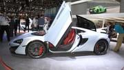 La McLaren 570 GT avec hayon