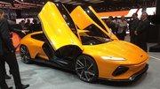 Italdesign GTZero : drôle de mélange pour cette GT électrique