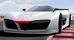 Pininfarina H2 Speed : Pininfarina passe à l'hydrogène