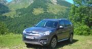 Essai Citroën C-Crosser : Heureuse naissance