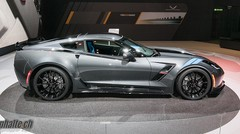 Genève 2016: Corvette Grand Sport