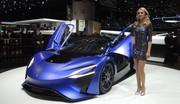 Techrules AT96 et GT96 : premières supercars chinoises
