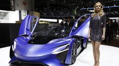 La supercar à turbines de Techrules affiche ses ambitions à Genève