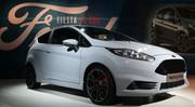La Ford Fiesta ST200 s'impatiente à Genève