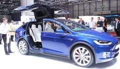 Tesla Model X : Tesla vous donne des ailes