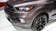 Ford Kuga restylée : la métamorphose