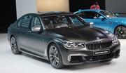 BMW760 Li : la limousine sportive