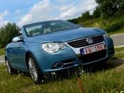 Essai Volkswagen EOS TDI : fille du vent et de la raison