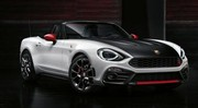 Abarth 124 Spider : la piqure du Scorpion !