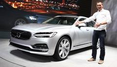 Volvo V90 : le nouveau break Volvo en majesté