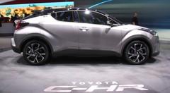 Toyota change de look avec son C-HR
