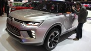SsangYong SIV-2 Hybrid Concept