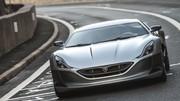 Rimac Concept_One : supercar électrique