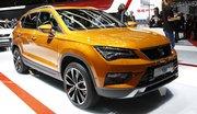 Prix Seat Ateca (2016) : le SUV de Seat est vendu moins de 22 000 €