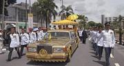 Les voitures du Sultan du Brunei