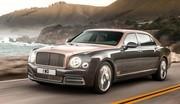Bentley Mulsanne : La noble Lady se rebiffe