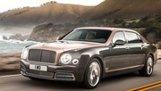 La Bentley Mulsanne fait peau neuve
