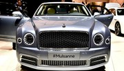 La Bentley Mulsanne s'allonge et se modernise