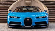 Bugatti Chiron, 1 500 ch en action