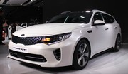 Kia Optima SW : pour l'Europe