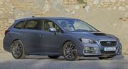 Essai Subaru Levorg : À la lisière du premium
