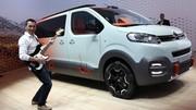 Citroën SpaceTourer Hyphen : en couleurs et en musique